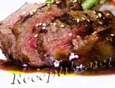 """Мясо """"Застолье"""" или говяжьи рулетики в своем соку"""