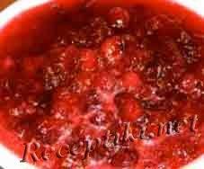 Суп из клюквы псковопечорский