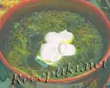 Рассольник с грибами по-суздальски