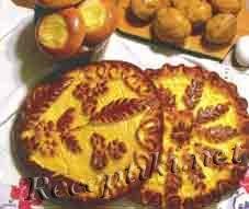 Шаньги и ватрушки с картофелем или творогом