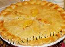 Пирог фаршированый костромской помещичий