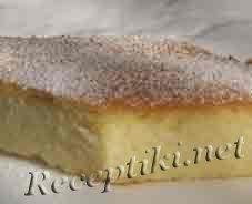 Бисквит из манной крупы