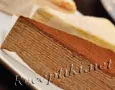 Торт бисквитный порционный