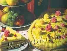 Торт из бисквитного теста «Истринский»