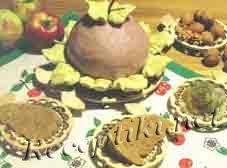 Яблочный торт «Яблоко»