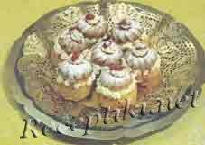Пирожные из заварного теста:  эклеры, шу и другие