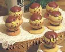 Пирожные «Колобок»