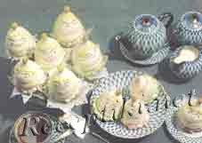 Пирожные «Северные матрешки»