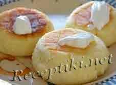 Творожные лепешки к завтраку