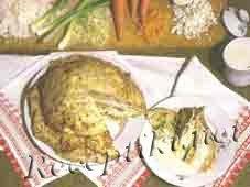 Рязанский блинчатый пирог