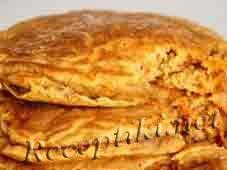 Блинчатый пирог «Костромской»