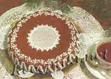 Торт желейный «Любава»