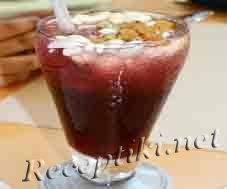 Напиток из варенья