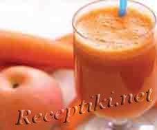 Напиток морковно-яблочный «Зимовье»