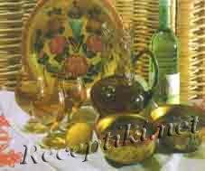 Напиток ильинский из варенья с медом