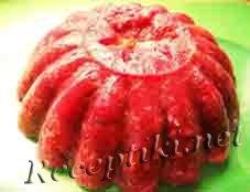 Желе из свежих ягод и плодов