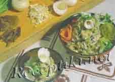 Салат из грибов «Гостиный двор»