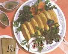 Картофельные котлеты по-яснополянски