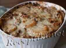 Картофельная запеканка по-костромски