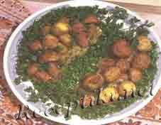 Картофель тушеный по-яснополянски