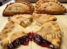 Наливашники или пирожки во фритюре
