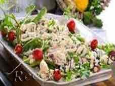 Салат из кальмара «Приморский»