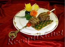 Филе, жаренное на решетке или вертеле