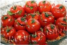 """Консервированные помидоры """"Проще простого"""""""