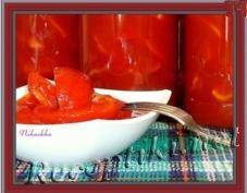 Шпигованные томаты