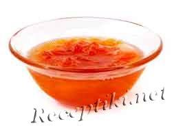 Мармелад абрикосовый