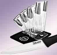 Керамические ножи - качество и удобство.