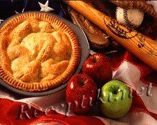 """Яблочный пирог """"Восторг"""""""