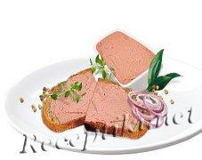 Печеночная колбаска