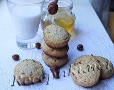 Медовое печенье к вину