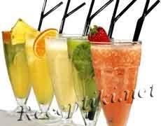 Рецепты коктейля для здоровья