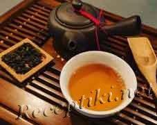 Чай Габа и рецепт заваривания