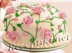 Украшение и декорирование тортов