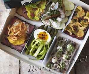 Заказ и доставка еды на дом