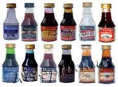 Вкусоароматические добавки для алкоголя